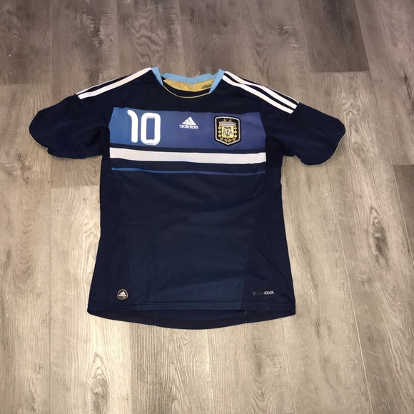 4e90bf82f adidas Other - Adidas Climacool Argentina AFA Soccer Jersey Messi